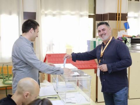 Vicent Molina, candidat Compromís per Muro