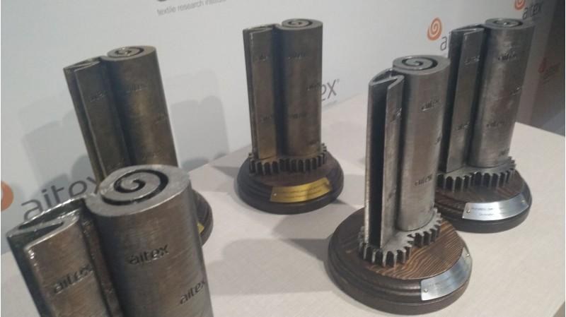 Guardons dels premis empresarials d'AITEX
