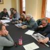 La Cambra de Comerç s'interessa per l'estat de lesdosrotondes d'accés a Alcoi