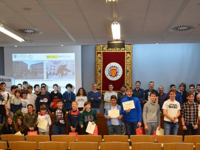 El Campus d'Alcoi de la UPV celebra el 4t Concurs de Programació de Videojocs