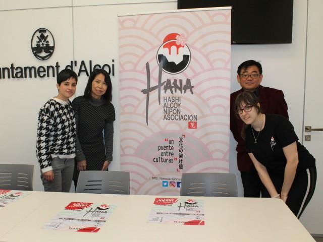 HANA, la nova associació nipona a Alcoi