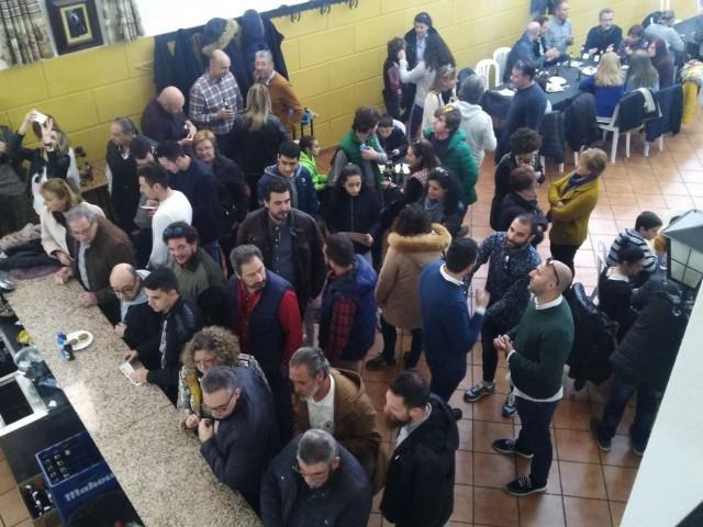 Èxit i gastronomia molt nostra en el primer dissabte del Concurs de TapesSamarites