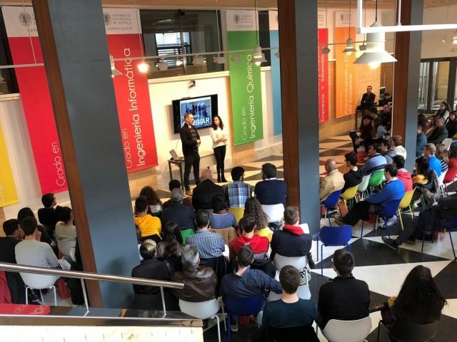 El Campus d'Alcoi de la UPV celebra les seues Jornades de Portes Obertes