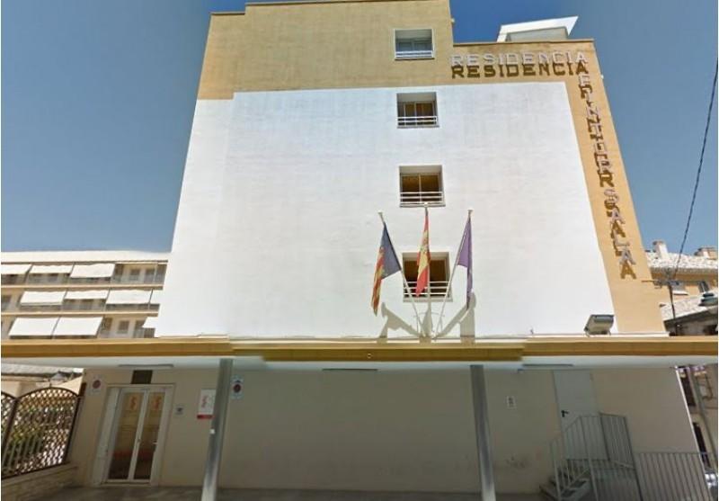 Imatge d'arxiu de la residència Emilio Sala
