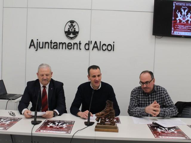 L'elit estatal del patinatge artístic es dóna cita en Alcoi el 22 i 23 de març