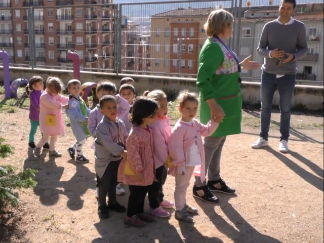 Descobreix l'oferta educativa del CEIP Horta Major d'Alcoi