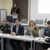 Junta Local de Seguretat, celebrada a les instal·lacions de la Policia Local d'Alcoi aquest 9 d'abril.