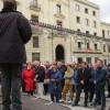 Els pensionistes es manifesten contra el PePP, mesura europea que afavorirà els plans de pensions privats