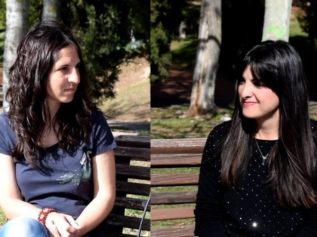 AnaPeris i Sonia Calderón, les cares del feminisme i la sostenibilitat en Podem Alcoi