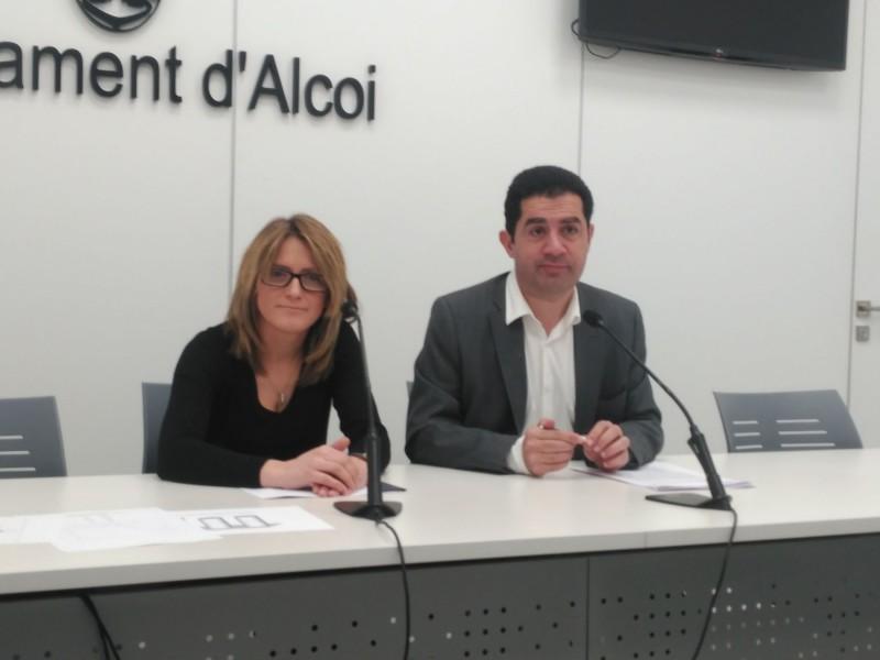 Moltó i Francés han presentat aquest 11 de març la liquidació del pressupost 2018.