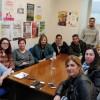 Reunió al grup municipal de Guanyar Alcoi amb afectats del cas Ardystil.
