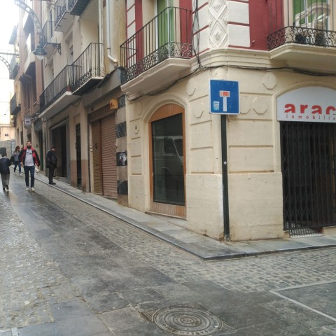 Habitatges al carrer Sant Francesc.