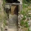 Imatge del punt on hi ha vessament, facilirada per la Colla Ecologista La Carrasca