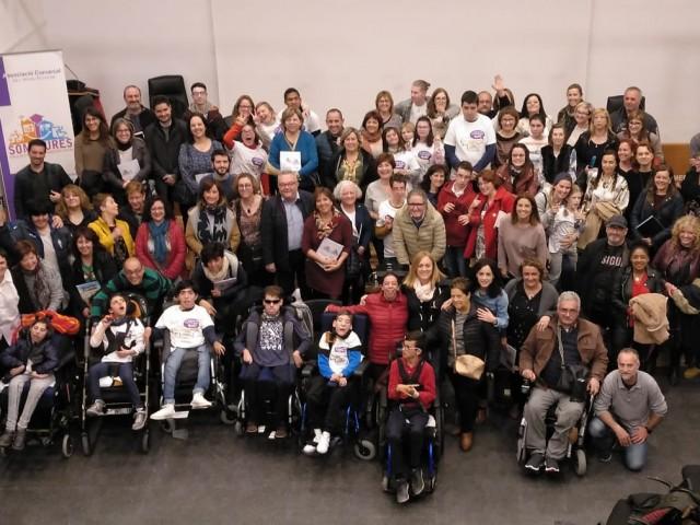 Somriures ja ha presentat el projecte per al Centre de Referència Comarcal