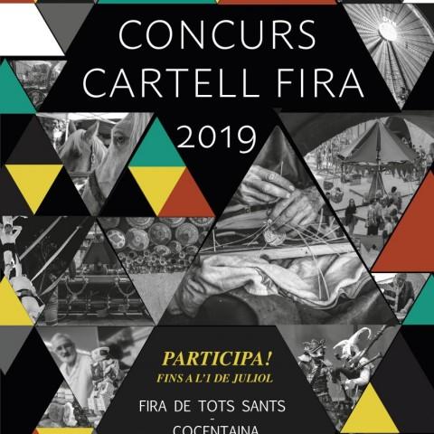 Es convoca el 15é concurs del cartell de la Fira de Tots Sants