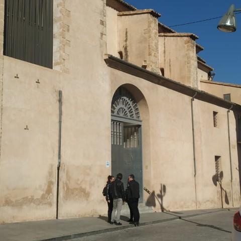 L'Ajuntament de Cocentaina començarà l'obra de reparació i conservació del Monestir de la Mare de Déu del Miracle.
