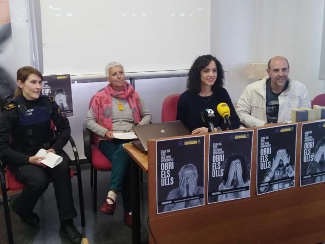 Cocentaina rep quasi 18.500 euros de subvenció per a lluitar contra la violència de gènere