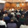 A la reunió per a informar dels avanços en el NPI5 han acudit al voltant de 50 empresaris.