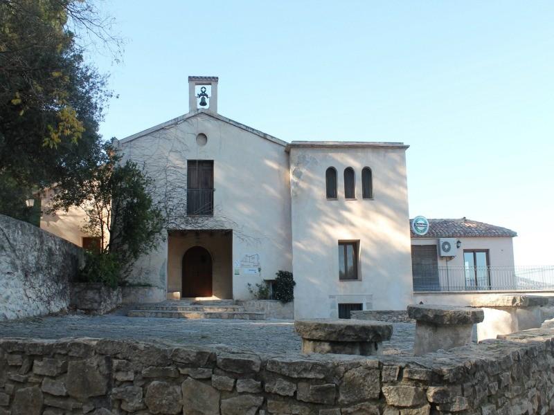 Paratge de Sant Cristòfol. Imatge facilitada per Compromís