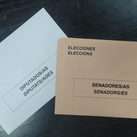 Quasi 106.000 persones estan cridades a votar en les comarques