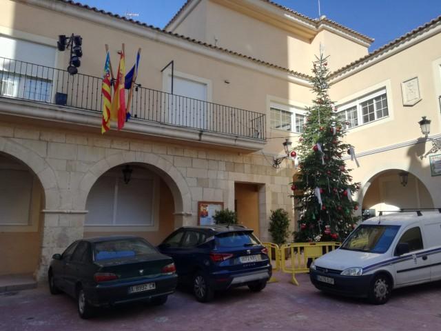 Ajuntament de Benilloba.