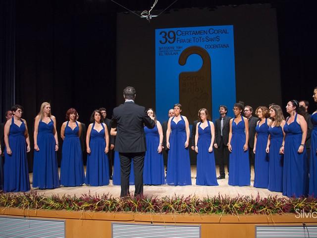 Primer premi cor Diatessaron de Molina del Segura.
