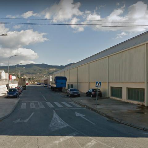 Carrer Múrcia, lloc on s'ha produït l'incident. Google maps