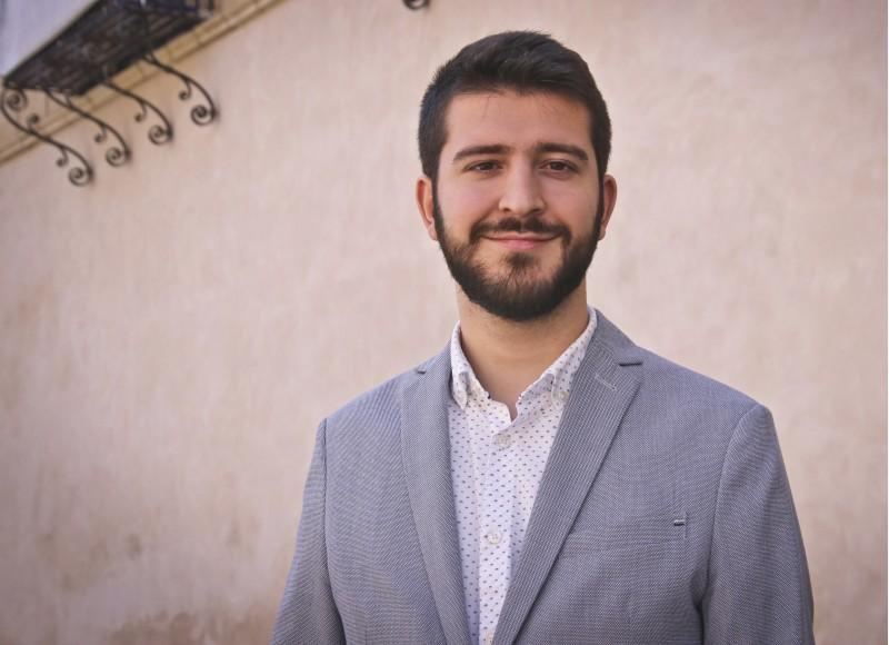 Jordi Pla, portaveu de Compromís Cocentaina