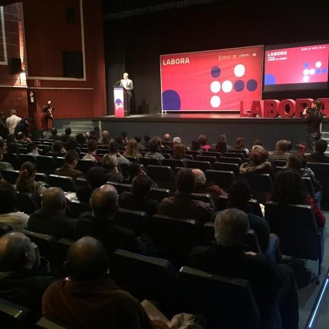 L'esdeveniment ha tingut lloc aquest 10 de desembre al Centre Cultural Salvador Miró d'Ibi.