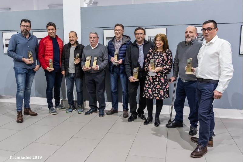 Premiats en el 58° Saló local de Fotografia d'Alcoi