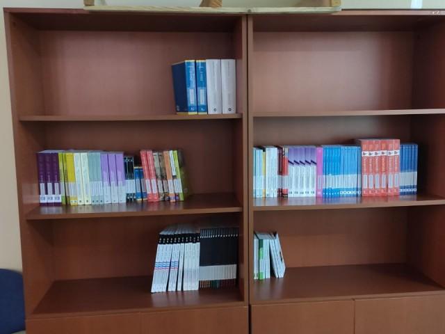 'La gran biblioteca'