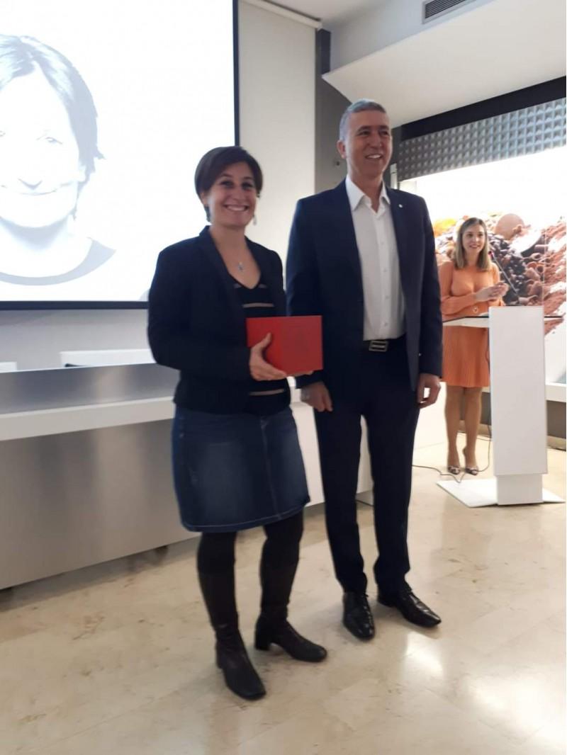 Premi Dona Artesana. Imatge via gva economia sostenible