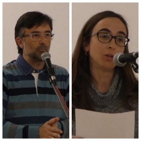Lluís Català i Rebeca Sanjuán / AM