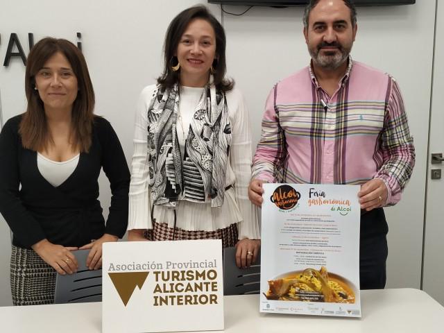 L'arròs serà el centre de la primera edició d'Alcoi Gastronòmic