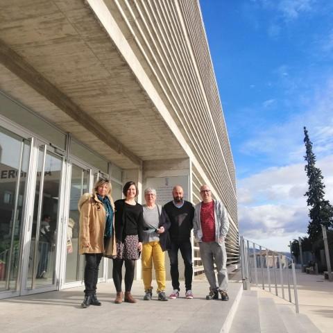 Professors de la Bretanya francesa s'interessen per enviar alumnes a Alcoi