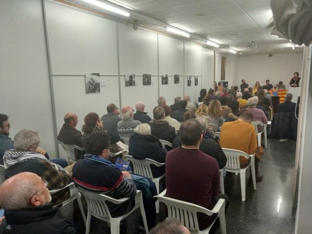 Activitat al Club d'Amics Unesco d'Alcoi.