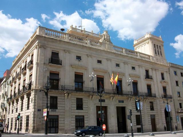 Ajuntament d'Alcoi.