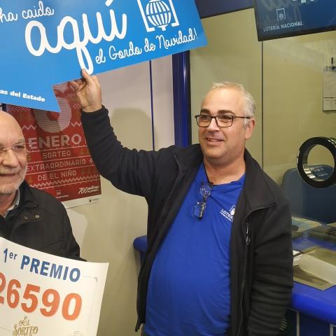 """Alcoi, 60 milions d'euros més """"sortuda"""""""