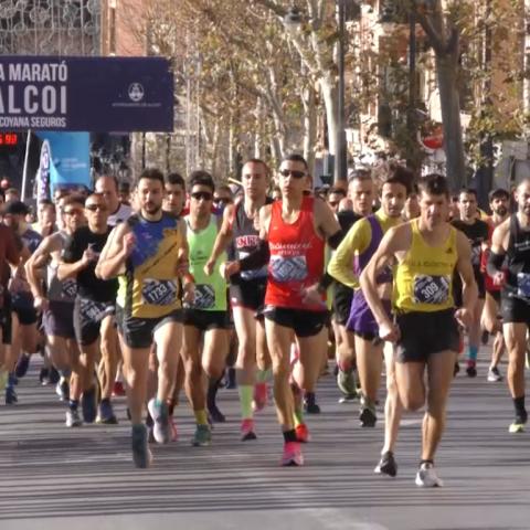 Edició anterior de la Mitja Marató