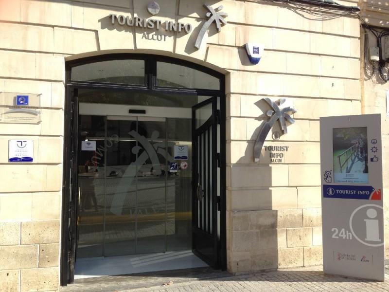 Oficina de Turisme d'Alcoi.