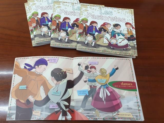'Les Pastoretes', protagonistes d'una nova publicació del Nadal alcoià