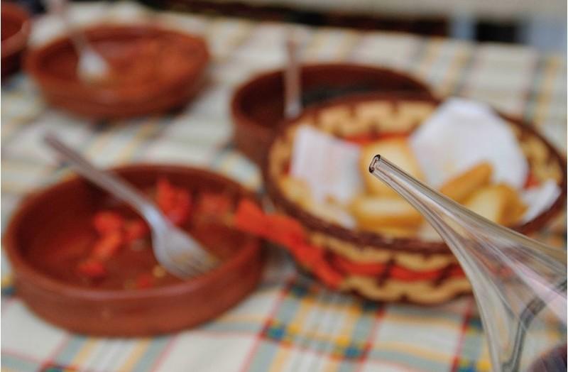 El sopar del pobre / Foto Mancomunitat