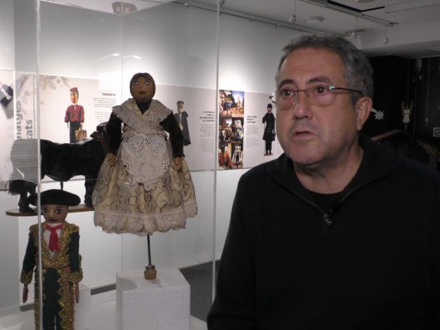 'Tirisiti, el retaule de les meravelles' a la sala Fundació Mutua Levante