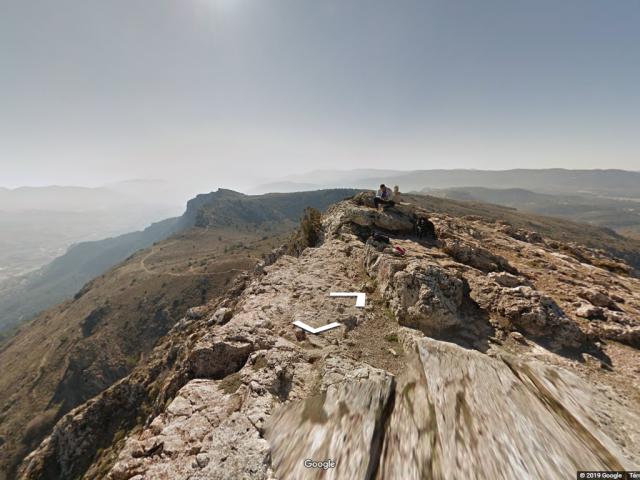 Vista des del cim de Montcabrer