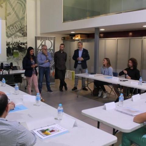 Sessió de treball de la segona edició d'Activa Àgora / CEEI Alcoi