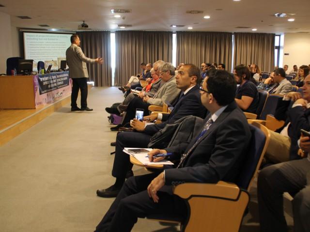 Congrés Internacional de Direcció i Enginyeria de Projectes a Màlaga / UPV Alcoi