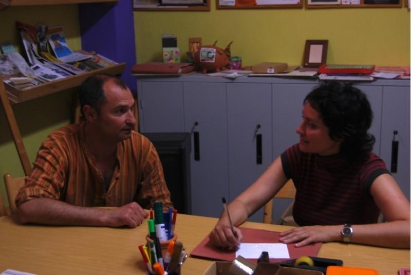 Tirs Llorens i Júlia Moltó, de la Colla Ecologista La Carrasca / AM