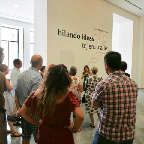 Filant idees, teixint art / Alfredo Llorens