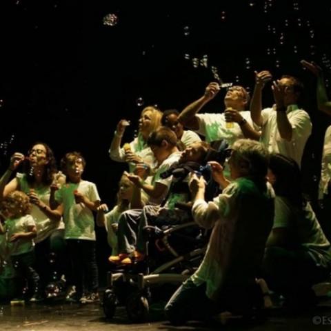 'Sentiments' de Faula Teatre i les Escoles de Danses / Mostra