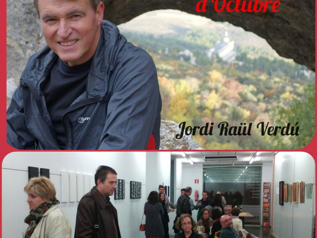Jordi Raül Verdú i el Club d'AMICS de la UNESCO, premis 9 d'Octubre
